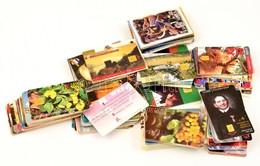 Kb 100 Db Telefonkártya Két Dobozban - Phonecards