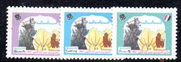 APR976 - LIBIA LYBIA 1974 , Serie Yvert  N. 500/502  ***  MNH  (2380A)  Scout - Libia