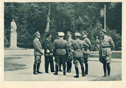 Hitler - Compiègne 1940 (  -Verlag Heinrich Hoffmann, München ( Voir / Zie Verso ) - Personen