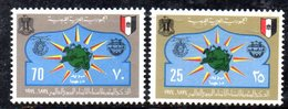 APR977 - LIBIA LYBIA 1974 , Serie Yvert  N. 511/512  ***  MNH  (2380A) Upu - Libia