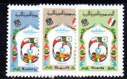 APR980 - LIBIA LYBIA 1974 , Serie Yvert  N. 508/510  ***  MNH  (2380A) - Libia