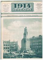 Documentation Sur NAMUR Pendant La Guerre 1914/1918 - Octobre 1914 - Une Vue De Dinant - Francese