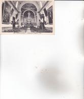 """CPA 78 VILLE-D'AVRAY ,intérieur De L'""""glise. (1950) Timbre N°860 Au Dos. - Francia"""
