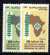 APR981 - LIBIA LYBIA 1973 , Serie Yvert  N. 469/470  ***  MNH  (2380A) - Libia