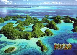 1 AK Palau * Blick Auf Die Seventy Islands - Diese Inselgruppe Liegt Im Archipel Der Chelbacheb-Inseln (Rock Islands) * - Palau