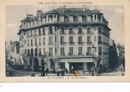 CPA - France - (65) Hautes Pyrénées - Tarbes - Le Grand Hôtel - Tarbes