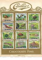 Images Chocolat Cailler 18 Mollusques Et Monuments. Séries 37 Et 38.. Collées Sur Feuille Album.. Envoi 1,72 €. - Autres