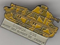 SOMUA  S 35  Saumur - Militair & Leger