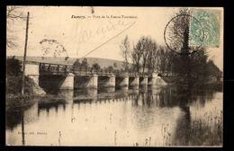 51 -  DAMERY - Pont De La Fausse Tournisse - Autres Communes