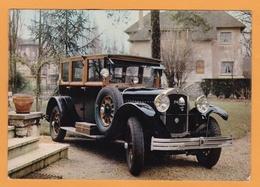 DE DION BOUTON I.W. 1927 – Limousine De Voyage – Publicité Trophirès – Laboratoires Roland-Marie SA - Cartes Postales