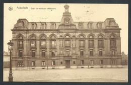 +++ CPA - ANDERLECHT - Ecole De Médecine Vétérinaire - Nels    // - Anderlecht
