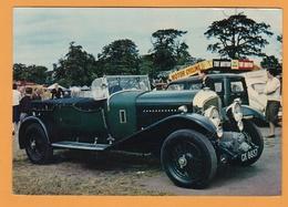 BENTLEY 1931 – 4,5 LITRES 4 Cylindres – Publicité Trophirès – Laboratoires Roland-Marie SA - Cartes Postales