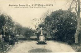 CP, Lot De 4 Cartes - France