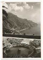 W3382 Ravello (Salerno) - Villa Rufolo - Giardino Con Fontana - Panorama / Non Viaggiata - Altre Città
