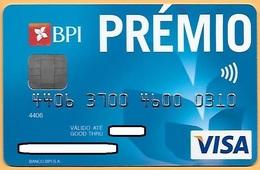 CREDIT / DEBIT CARD - BANCO BPI 029 (PORTUGAL) - Geldkarten (Ablauf Min. 10 Jahre)
