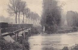 Jura - Mont-en-Vaudrey - Le Pont Sur La Cuisance - France