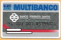 CREDIT / DEBIT CARD - BANCO ESPIRITO SANTO 032 (PORTUGAL) - Geldkarten (Ablauf Min. 10 Jahre)