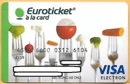 CREDIT / DEBIT CARD - BANCO ESPIRITO SANTO 037 (PORTUGAL) - Geldkarten (Ablauf Min. 10 Jahre)