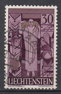 LIECHTENSTEIN - Michel - 1959 - Nr 380 - Gest/Obl/Us - Oblitérés