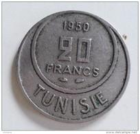TUNISIE 20 FRANCS 1950 N°518 - Tunisia