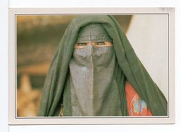 CARTE - JEUNE FEMME - QATAR - Asie