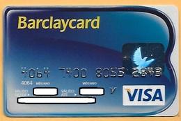 CREDIT / DEBIT CARD - BARCLAYS BANK 006 (PORTUGAL) - Geldkarten (Ablauf Min. 10 Jahre)