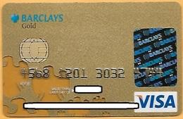CREDIT / DEBIT CARD - BARCLAYS BANK 008 (PORTUGAL) - Geldkarten (Ablauf Min. 10 Jahre)