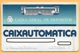 CREDIT / DEBIT CARD - CAIXA GERAL DEPÓSITOS 049 (PORTUGAL) - Geldkarten (Ablauf Min. 10 Jahre)