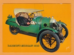 DARMON MORGAN 1922 – Cyclecar 3 Roues, 2 Cylindres En V Refroidis Par Eau 1100 Cm3. - Postcards