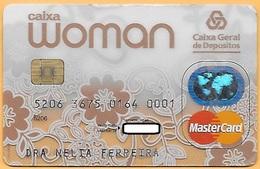 CREDIT / DEBIT CARD - CAIXA GERAL DEPÓSITOS 062 (PORTUGAL) - Geldkarten (Ablauf Min. 10 Jahre)