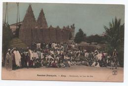 KONG - SOUDAN FRANCAIS - SOUDANAIS UN JOUR DE FETE - Sudan