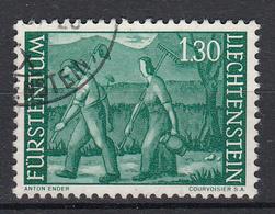 LIECHTENSTEIN - Michel - 1964 - Nr 438 - Gest/Obl/Us - Liechtenstein