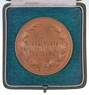 Ausztria DN 'Bécsi Cipészek Szövetkezete / A Cipőkereskedelemben Tanúsított Kiemelkedő Tevékenységért' Br Emlékérem, Ere - Coins & Banknotes