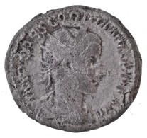 Római Birodalom / Róma / III. Gordianus 240. Antoninianus Ag (4,22g) T:2-,3 Roman Empire / Rome / Gordian III 240. Anton - Coins & Banknotes