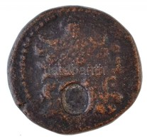 Szíria / Szeleukisz Kr. E. ~48-36. AE Tetrachalkon, Előlapján Női Portrés Ellenjegy (VII. Kleopátra?) (13,3g) T:2-,3 /   - Coins & Banknotes