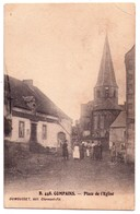 5008 - Compains  ( 63 ) - Place De L'Eglise - N°B448 - Dumousset édit. à Cl.- Fd - - Andere Gemeenten