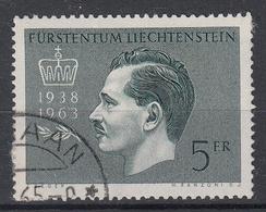 LIECHTENSTEIN - Michel - 1963 - Nr 427 - Gest/Obl/Us - Liechtenstein