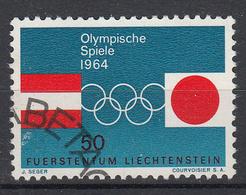 LIECHTENSTEIN - Michel - 1964 - Nr 437 - Gest/Obl/Us - Liechtenstein