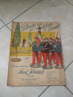 Parade Des Soldats De Plomb. Marche Du Roi Charles Et Autres Titres -(Musique Léon Jessel)- Partition (Piano) 1911 - Music & Instruments