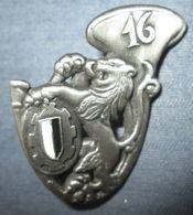 16° Groupe De Chasseurs Mécanisés - Armée De Terre
