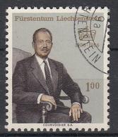 LIECHTENSTEIN - Michel - 1966 - Nr 464 - Gest/Obl/Us - Liechtenstein