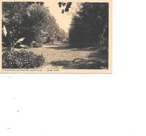 CARTE POSTALE 79 COULONGES SUR L'AUTIZE JARDIN PUBLIC - Coulonges-sur-l'Autize