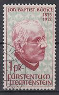 LIECHTENSTEIN - Michel - 1967 - Nr 480 - Gest/Obl/Us - Liechtenstein