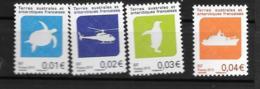 2015 - 742 à 745**MNH - Série Courante - Neufs