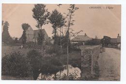 CHUISNES (28) - L'EGLISE (ETAT) - Autres Communes