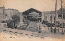 Toulon (83) - La Gare - Toulon