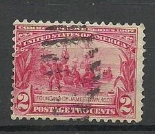 USA 1907 Michel 160 O - United States
