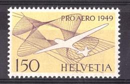 Suisse - 1949 - PA N° 44 - Neuf * - Planeur - Unused Stamps