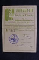 ALLEMAGNE - Pochette ( Sans Contenu ) De Bons De 50 Mk En 1914 - L 32375 - Vieux Papiers