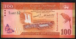 SRI LANKA P125a 100 RUPEES 1.1.2010 #U/3 UNC. - Sri Lanka